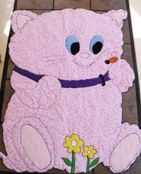 Unique baby blankets: Critter blanket unique baby gifts for