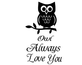 Download Unique owl wall decal related items | Etsy