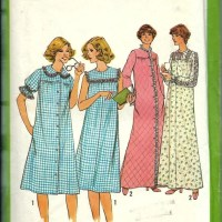A fascination with vintage nighties
