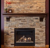 Pin Custom-wood-fireplace-mantels-corbels-mantle-shelves ...