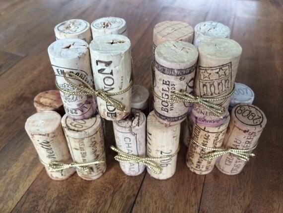 Wine Cork Table Number Holder