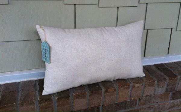 Pillow Insert Handmade Form 12x16 12x20