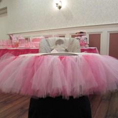 High Chair Tutu Hello Kitty Chairs Highchair Skirt Pink Children