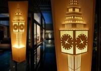 Floor lamp/ Big ben London tower/ lamp/ Free by GalliniDesign