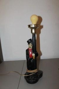 Charlie Chaplin Lamp VERY UNUSUAL