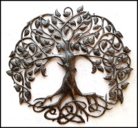 Metal Wall Art Tree Metal Art Wall Hanging Outdoor Metal