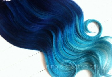 Ombre Hair Extensions Human Hair