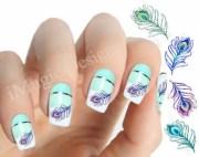 nail art decals water slide