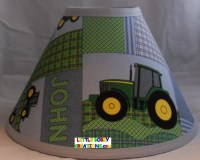 John Deere Fabric Lamp Shade 10 Shades To Choose From ...