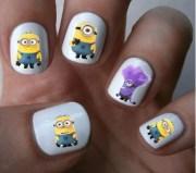popular items minion nail