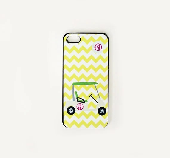 Golf Cell Phone Case iPhone6 6S 4 4S or 5 5c 5s by