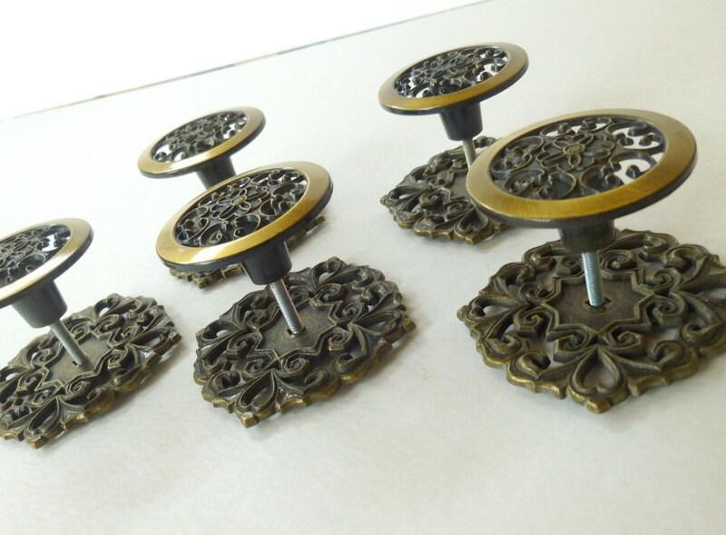 cabinet knobs door pulls furniture drawer pulls antique brass finish