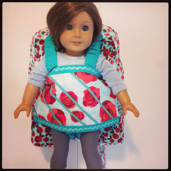 Friend Pack Doll Carrier Backpack