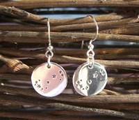 Constellation Earrings Scorpio Sterling Silver by ...