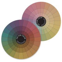 Color Wheels Warm Earthtone Color Wheels Eye For Color