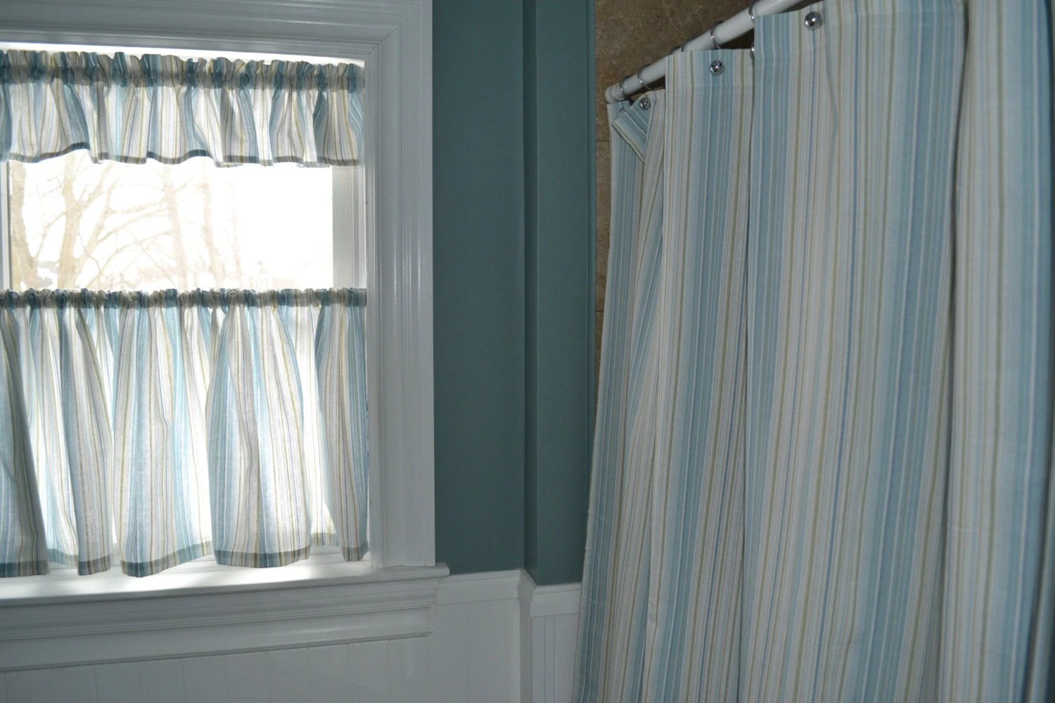 X Long Shower Curtain Liner