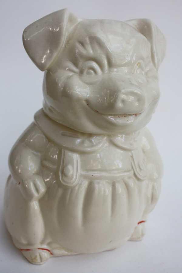 Mccoy Vintage Pig Cookie Jar