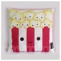 Popcorn Pillow Decorative Pillow Movie Night Birthday
