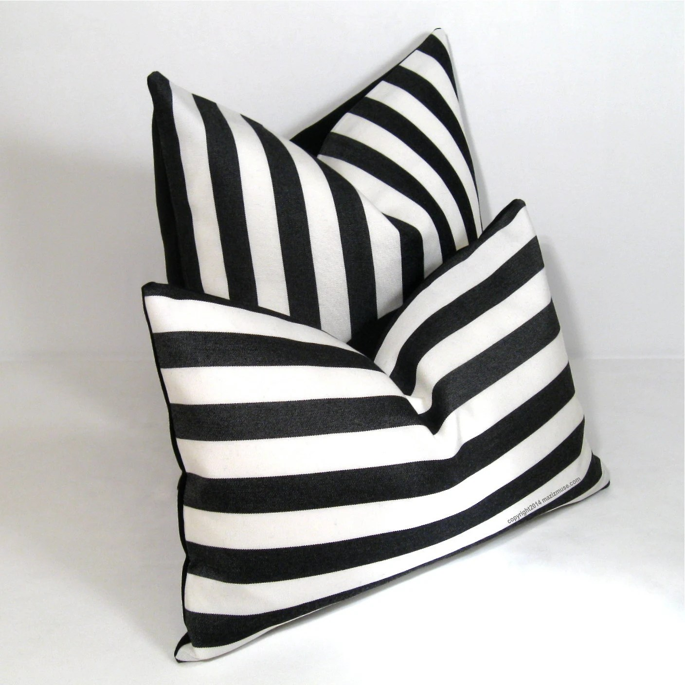 Best 20 Black And White Pillows Ideas On