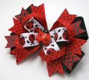 red and black ladybug boutique