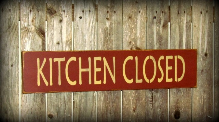 Wooden Kitchen Sign Mothers Day Gift Funny Wood Woodticks