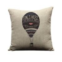 hot air balloon pillow kids decorative pillows by ...