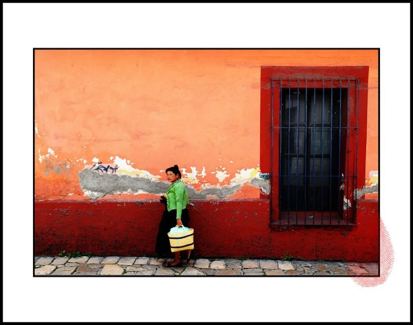 Mexican Street Photography Wall Decor Mexican Wall Art Print