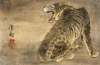TIRAGE d'ART Tiger japonais japonais asian art animalier