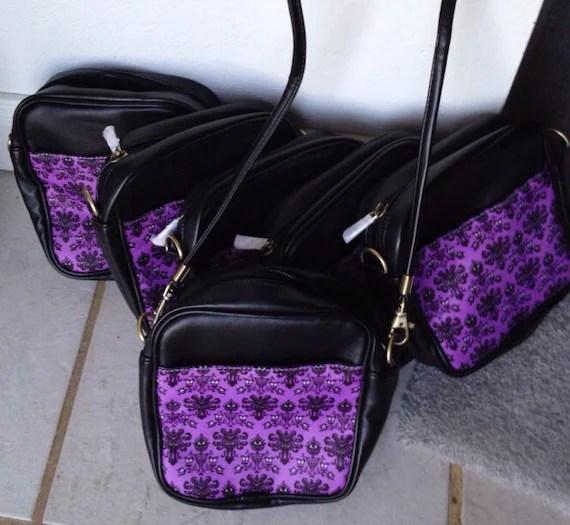 haunted mansion purse handbag bag sling