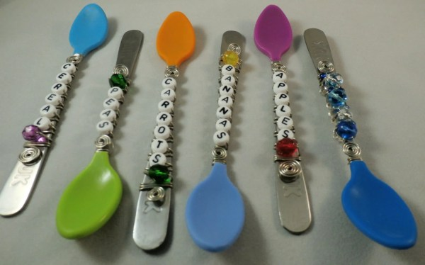Personalized Toddler Baby Spoon 1 Order