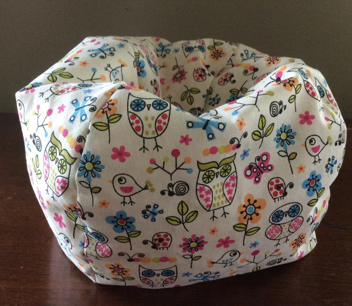 barbie bean bag chair portable folding chairs american girl doll or 18 owls