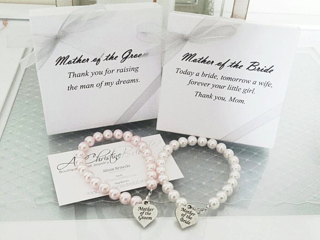 Mother Of The Bride Pearl Strand Bracelet By