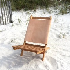 Short Beach Chairs Track For Wounded Veterans Leather Camp Chair By Postdallas On Etsy