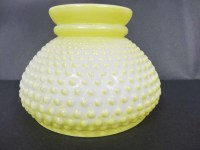 Yellow Hobnail Glass Lamp Shades Home and Garden Home and