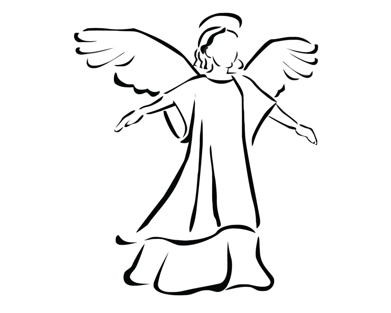 Angel Decal Angel Sticker Angel Praying Decal Christian