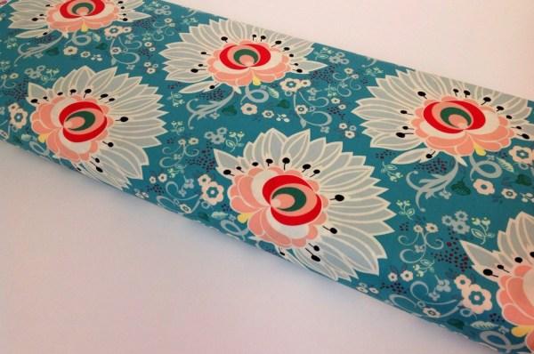 Euphloria Coral Yard Cut Subtle Joy Rapture Art Fabrics Quilting Fabric