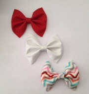 handmade hair bows toddler