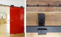 8 Foot Antique Barn Door Track Sliding Track by ...