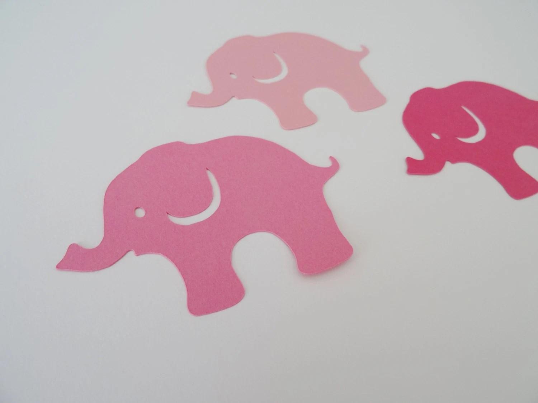 Pink Elephant T Tags Elephant Cutouts Elephant By