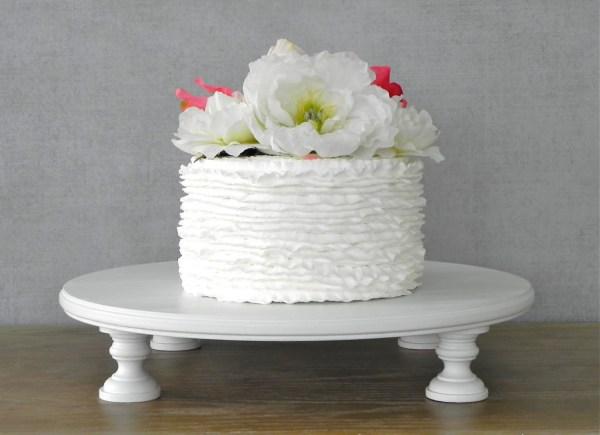 Cake Stand 14 Wedding Cupcake White