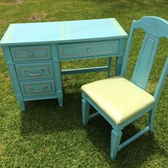 Turquoise Office Chair Outdoor Pod Desk And Custom Paint Available