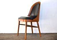 Mid-Century Modern Bentwood Chair Vintage Bent Plywood Chair