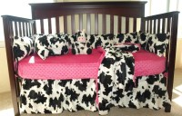 Cowgirl Baby Bedding Set Western Style with choice of cowgirl