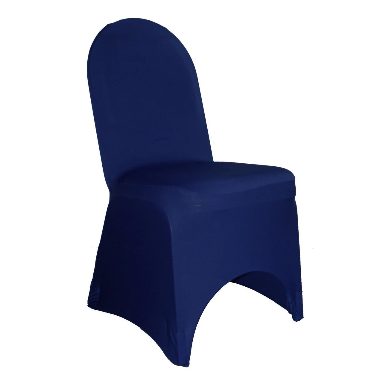 chair covers cheap rental for desk spandex banquet cover navy blue wholesale
