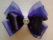 childrens fancy bow pageant