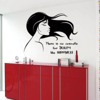 Hair Salon Wall Decals Beauty Cosmetic by WallDecalswithLove