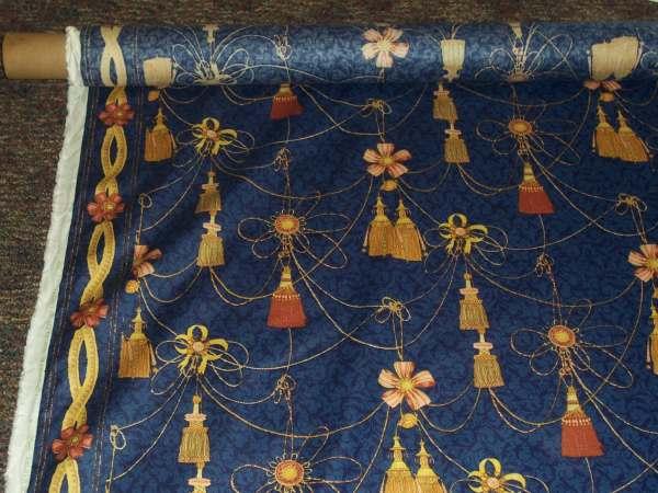 Vintage Greeff Fabric Warner Decorator