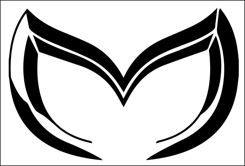 Mazda Evil M Symbol Pictures To Pin