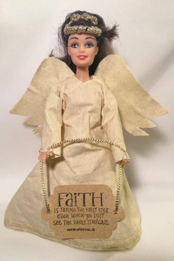 Glade Air Freshner Doll Momsewcrafty