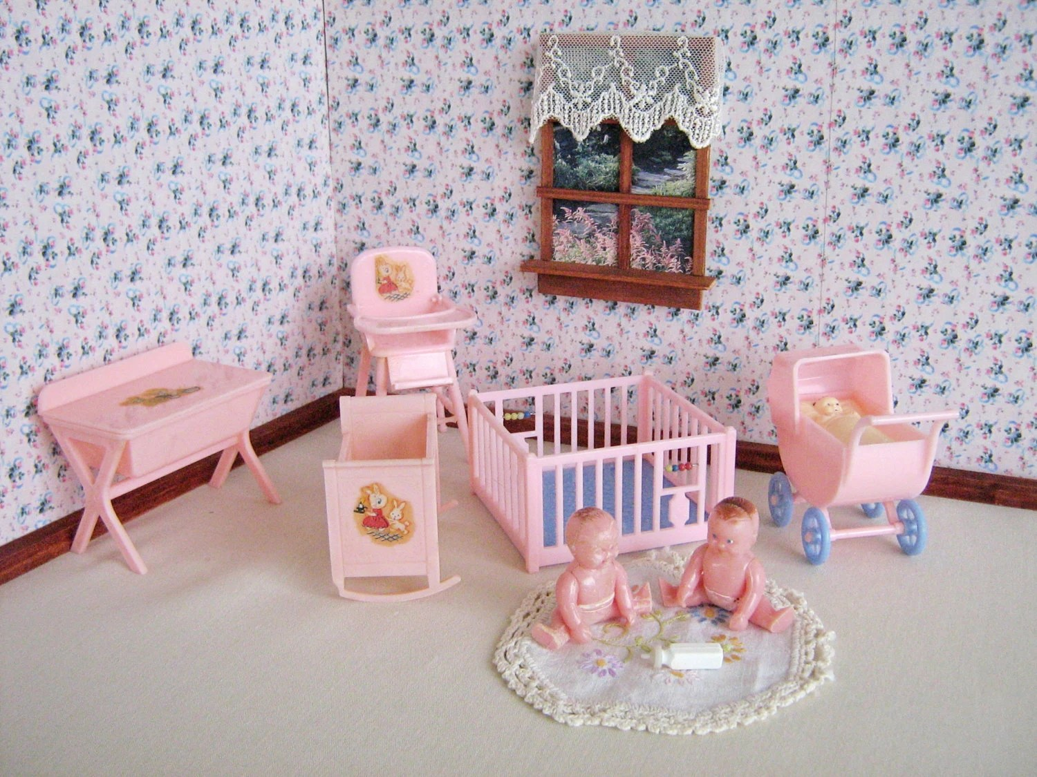 Renwal Doll Furniture Values Bing Images
